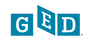 Open door GED_logo-blue