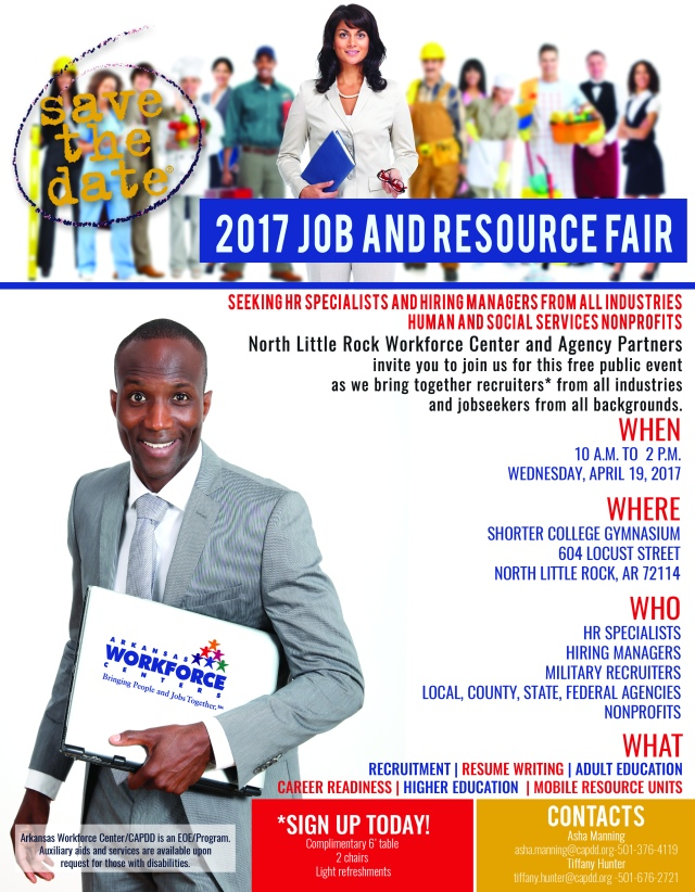 job and resource fair
