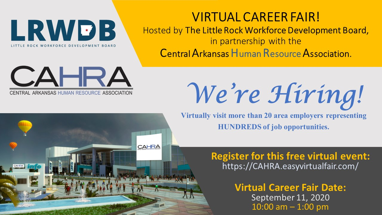 CAHRA VCF Flyer 2020
